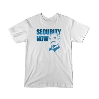 Security Now  T-Shirt