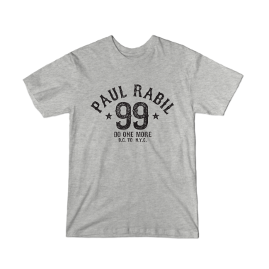 Paul Rabil Do One More T-Shirt