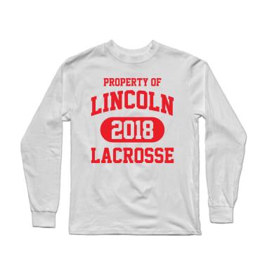 Property of Lincoln Longsleeve Shirt