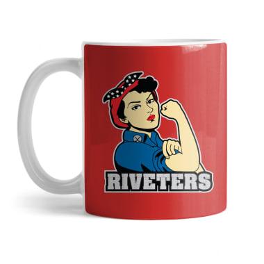 Riveters Mug