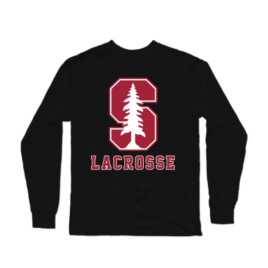 Stanford Lacrosse Longsleeve Shirt