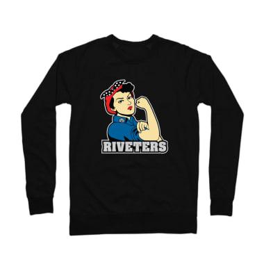 Riveters Crewneck Sweatshirt