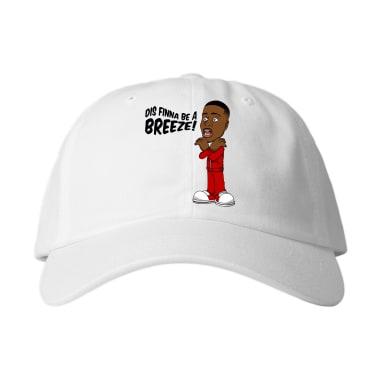 Dis Finna Be A Breeze Baseball Style Hats