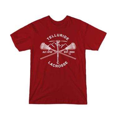 Telluride Lacrosse Varsity T-Shirt
