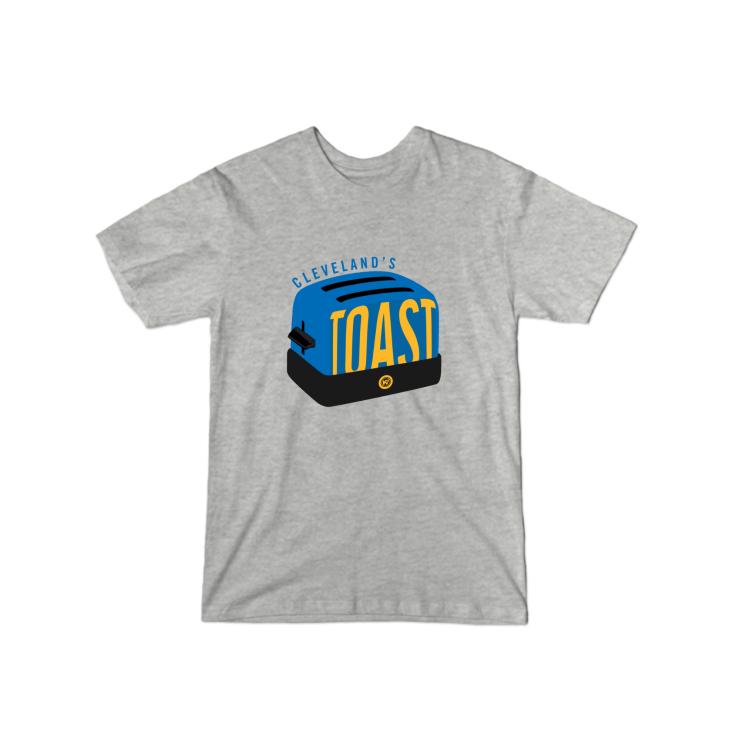 Cleveland Toaster T-Shirt