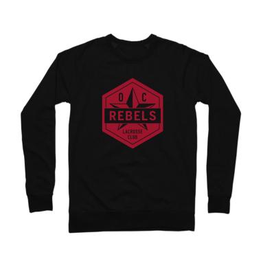 OC Rebels Crewneck Sweatshirt