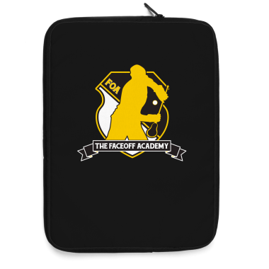 The FaceOff Academy  Laptop Sleeve