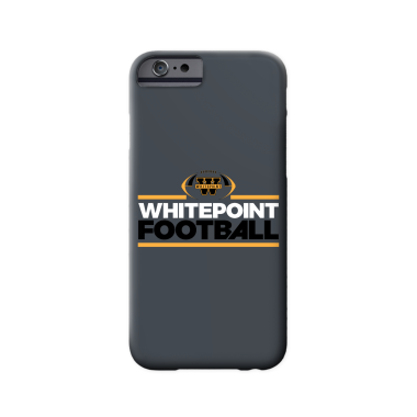 Whitepoint Football Varsity Phone Case