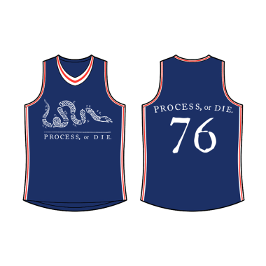 Process or Die Jersey