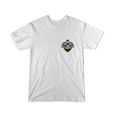 Rabil Tour 2018 Logo Patch T-Shirt