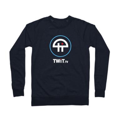 Twit.TV Logo Crewneck Sweatshirt