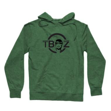 T-Boz (Black) Pullover Hoodie