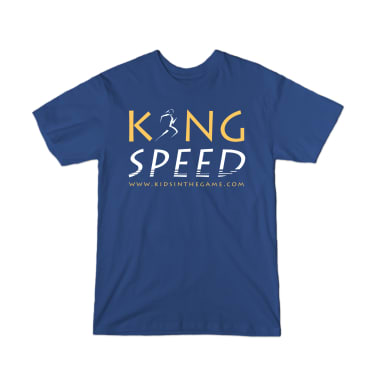 King Speed Youth T-Shirt
