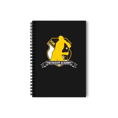 The FaceOff Academy  Notebook