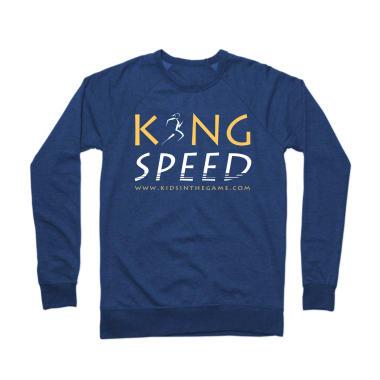 King Speed Crewneck Sweatshirt