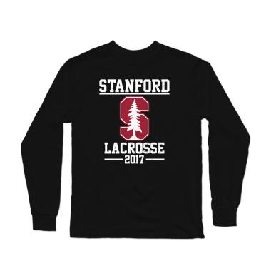 Stanford Lacrosse 2017 Longsleeve Shirt