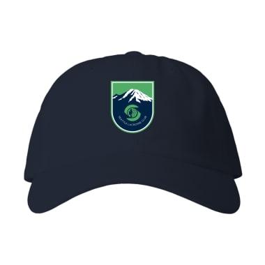 Seattle Lacrosse Club Badge Baseball Style Hats