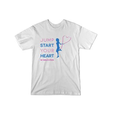 Jump Start Your Heart Tee