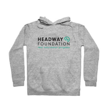 Headway Foundation Logo Pullover Hoodie