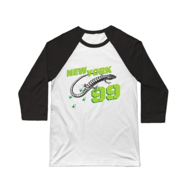 Paul Rabil Double Logo Baseball Tee