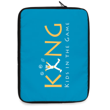 Kids In The Game Laptop Sleeve