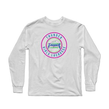 Thunder Lacrosse Longsleeve Shirt