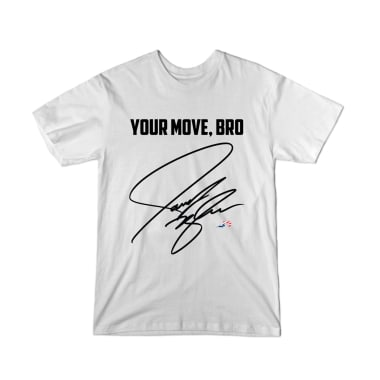 The Official JN Autograph Battle Youth T-Shirt