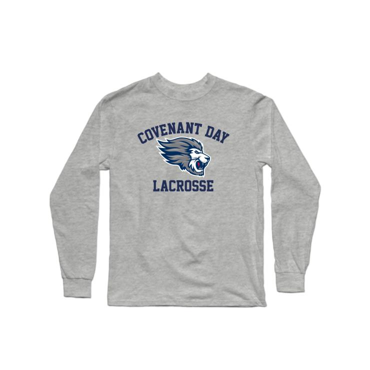 Covenant Day Lacrosse Longsleeve Shirt