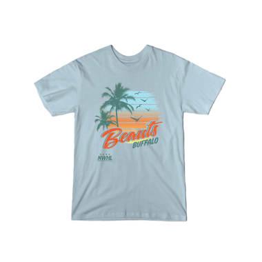 Buffalo Beauts Summer T-Shirt