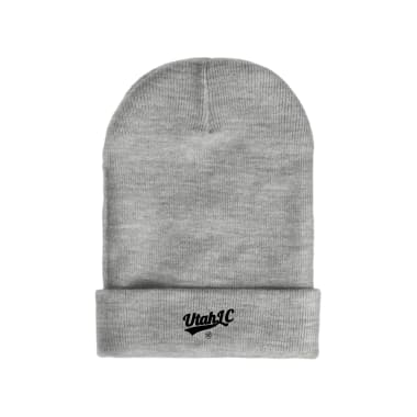 Utah Logo Black Winter/Beanie Hats