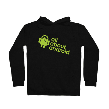 All About Android podcast shirt Pullover Hoodie