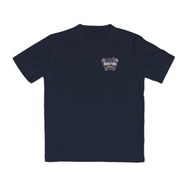 Boston Youth Lacrosse Performance T-Shirt