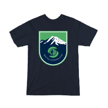 Mt. Rainer Badge T-Shirt