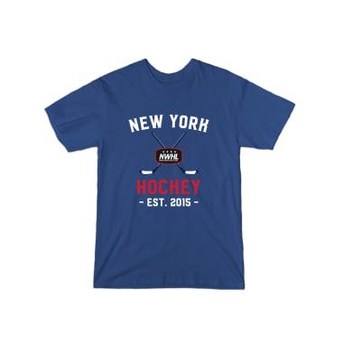 New York Hockey T-Shirt
