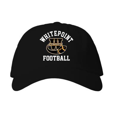 Whitepoint Classic White Baseball Style Hats