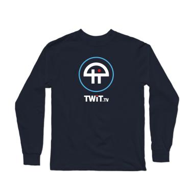 Twit.TV Logo Longsleeve Shirt