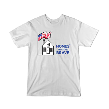 Homes For The Brave T-Shirt