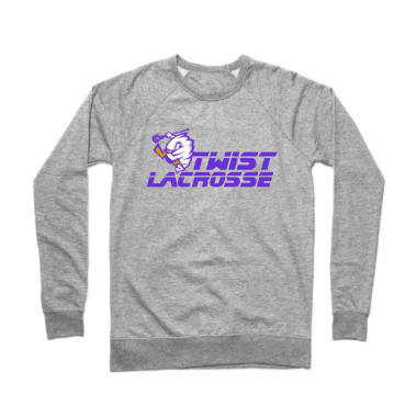 Twist Lacrosse Crew: Custom Sleeve Print