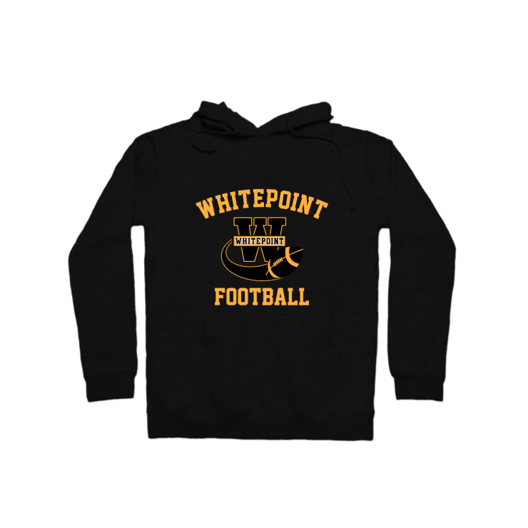 White Point Youth Football Pullover Hoodie