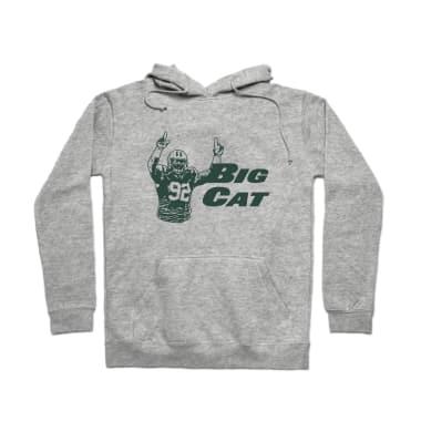 Big Cat Pullover Hoodie