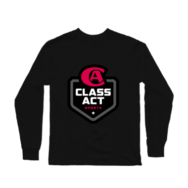 Class Act Sports Home Plate Longsleeve Shirt