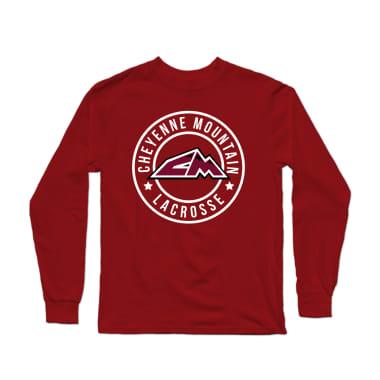 Cheyenne Mountain Lacrosse Longsleeve Shirt