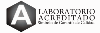 Laboratorio acreditado