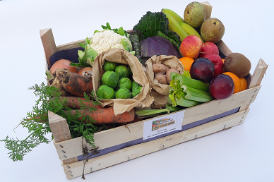 Large Veggie & Fruit Box