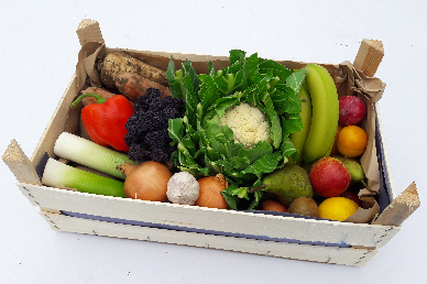 Mixed Veggie & Fruit Box