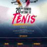 20º Recreativo Interno de Tênis 2017 - Int. C