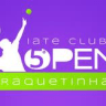 5º Iate Open de Raquetinha - Categoria C/D