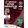 1º Aberto de Tênis ORIGINAL OIL - 3º Classe