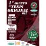 1º Aberto de Tênis ORIGINAL OIL - FEMININO