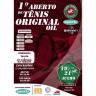 1º Aberto de Tênis ORIGINAL OIL - INFANTIL
